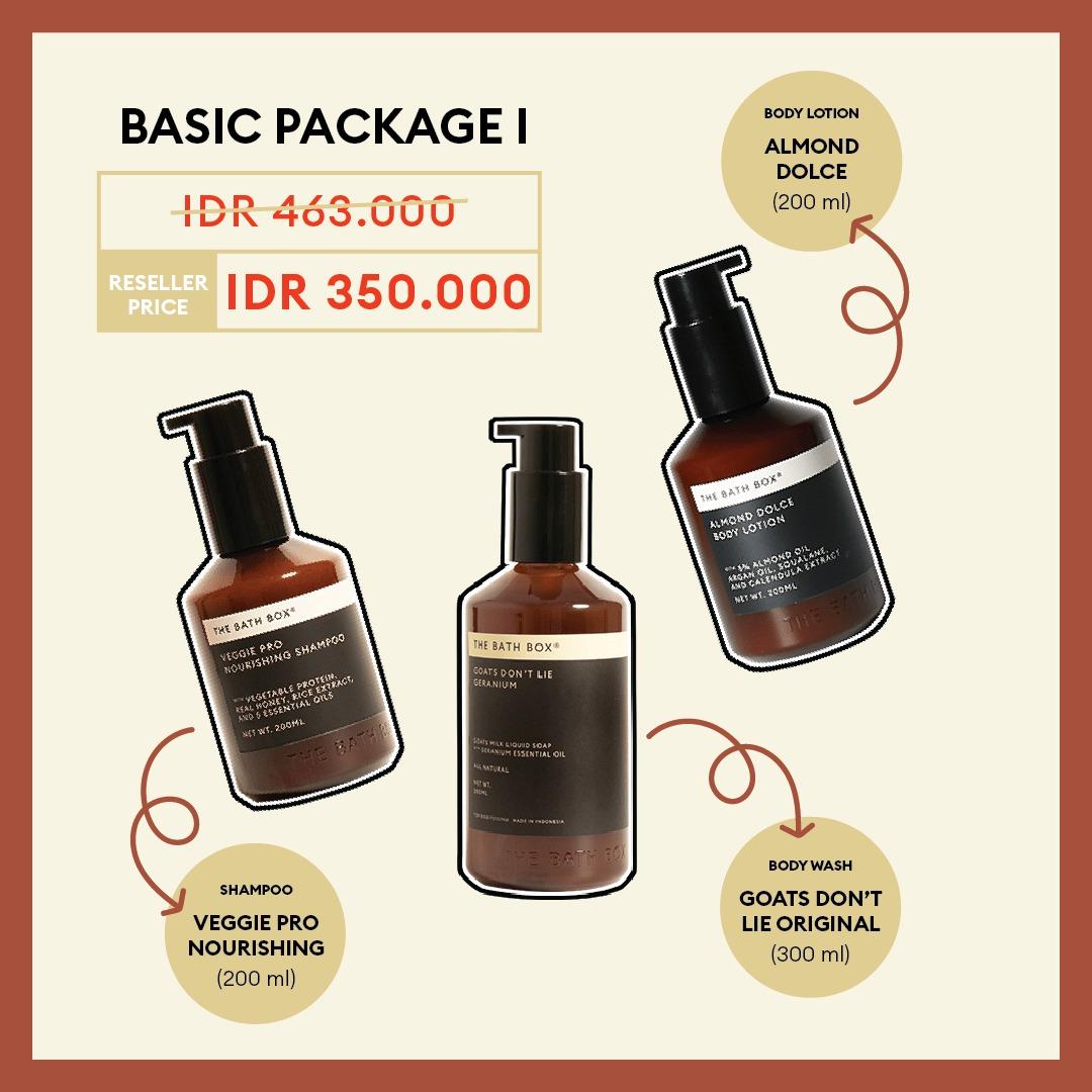 Paket BASIC 350